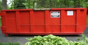roll-off containers VA